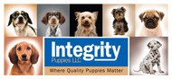 Integrity Puppies LLC Logo - Entry #85