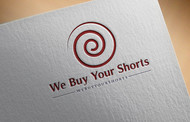 We Buy Your Shorts Logo - Entry #42