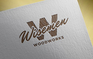 Wisemen Woodworks Logo - Entry #212