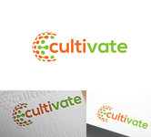 cultivate. Logo - Entry #145
