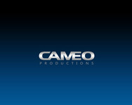CAMEO PRODUCTIONS Logo - Entry #168