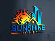 Sunshine Homes Logo - Entry #78