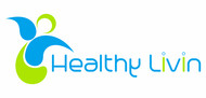 Healthy Livin Logo - Entry #117