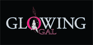 Glowing Gal Logo - Entry #30