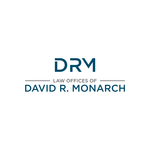 Law Offices of David R. Monarch Logo - Entry #108