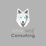 White Wolf Consulting (optional LLC) Logo - Entry #381