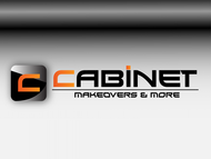 Cabinet Makeovers & More Logo - Entry #180