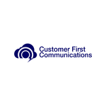 Customer First Communications Logo - Entry #105