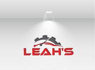 Leah's auto & nail lounge Logo - Entry #46