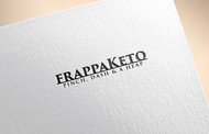 Frappaketo or frappaKeto or frappaketo uppercase or lowercase variations Logo - Entry #155