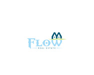 Flow Real Estate Logo - Entry #86