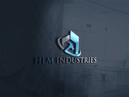 HLM Industries Logo - Entry #2