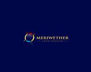 Meriwether Land Services Logo - Entry #70