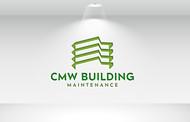 CMW Building Maintenance Logo - Entry #288