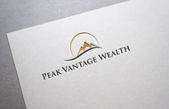 Peak Vantage Wealth Logo - Entry #15