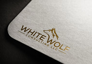 White Wolf Consulting (optional LLC) Logo - Entry #544