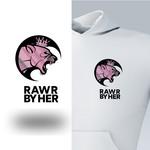Rawr by Her Logo - Entry #15