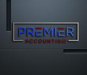 Premier Accounting Logo - Entry #61