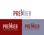 Premier Accounting Logo - Entry #38