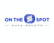 On the Spot Auto Detailing Logo - Entry #75