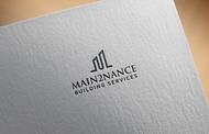 MAIN2NANCE BUILDING SERVICES Logo - Entry #115