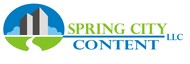 Spring City Content, LLC. Logo - Entry #79