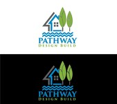 Pathway Design Build Logo - Entry #35