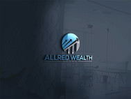 ALLRED WEALTH MANAGEMENT Logo - Entry #303