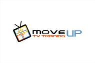 Move Up TV Training  Logo - Entry #88