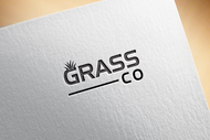 Grass Co. Logo - Entry #8
