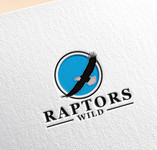 Raptors Wild Logo - Entry #220