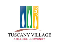 Tuscany Village Logo - Entry #155