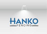 Hanko Fencing Logo - Entry #290