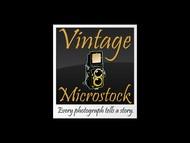 Vintage Microstock Logo - Entry #115