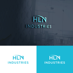 HLM Industries Logo - Entry #231
