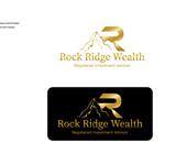Rock Ridge Wealth Logo - Entry #483