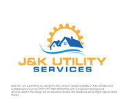 J&K Utility Services Logo - Entry #99