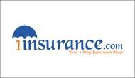 1insurance.com Logo - Entry #8
