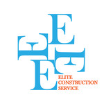 Elite Construction Services or ECS Logo - Entry #287