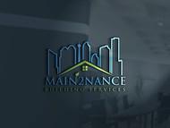 MAIN2NANCE BUILDING SERVICES Logo - Entry #47