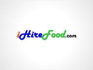 iHireFood.com Logo - Entry #83
