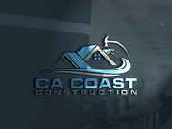 CA Coast Construction Logo - Entry #224