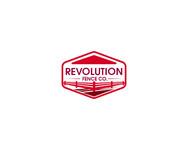 Revolution Fence Co. Logo - Entry #54