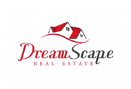 DreamScape Real Estate Logo - Entry #45