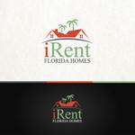 I Rent Florida Homes Logo - Entry #53
