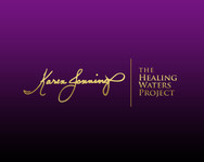 The Healing Waters Project Logo - Entry #90