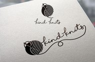 Kind Knits Logo - Entry #107