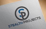 Stealth Projects Logo - Entry #291