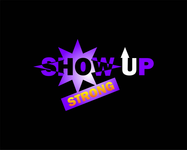 SHOW UP STRONG  Logo - Entry #20