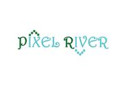 Pixel River Logo - Online Marketing Agency - Entry #95